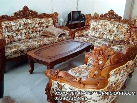 Kursi Ruang Tamu Paling Murah paling laris kursi ruang tamu jati barcelona murah