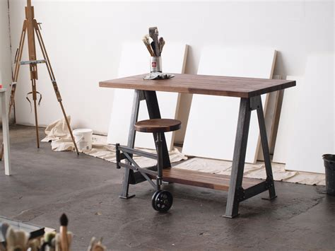stand up sit down desk walnut stand up sit down work station desk and stool