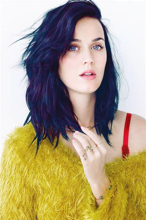 midnight blue hair color ideas for 2017 new hair color