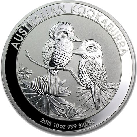 10 Oz Silver Coin Price by Pre Owned Australian Kookaburra 10oz Silver Coin Vat Free