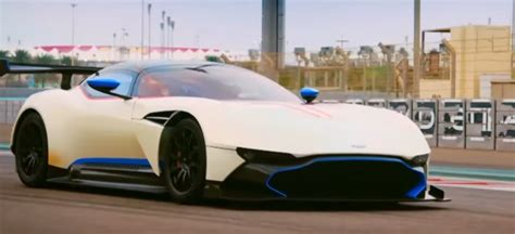aston martin top gear top gear aston martin vulcan review dpccars