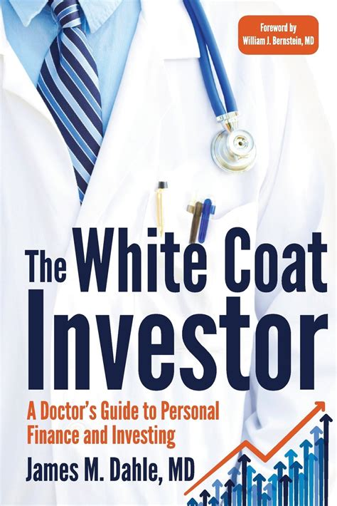 in a white coat books book review of the white coat investor and giveaway