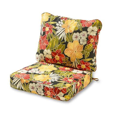 chair cushion set outdoor seat cushion set cushions direct
