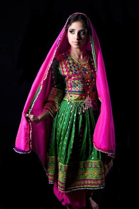 afghanistan in photos traditional clothing for in