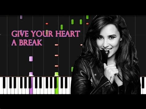 demi lovato give your heart a break cover by jasmine clarke and jasmine thompson demi lovato give your heart a break piano cover youtube