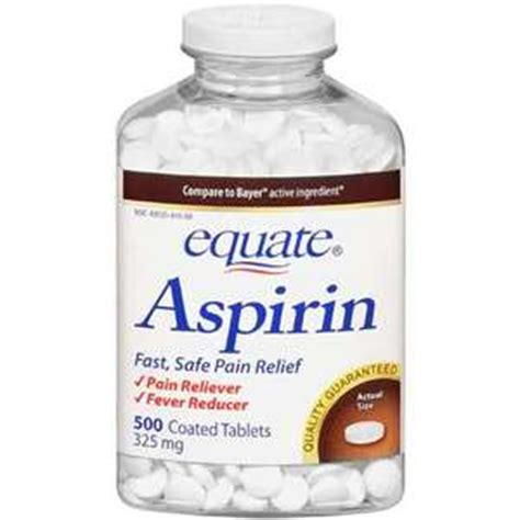 aspirin walmart equate aspirin reviews viewpoints