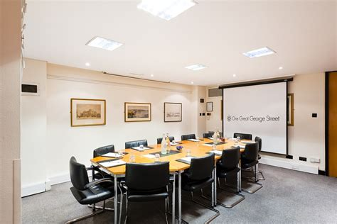 conference breakout room westminster one great