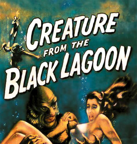 the creature chronicles exploring the black lagoon trilogy books get reel 60th anniversary series creature from the