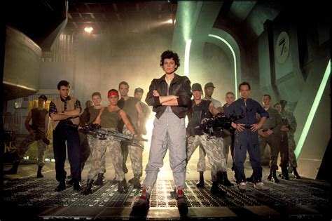 Cameron S Aliens With A Aliens 1986 Review
