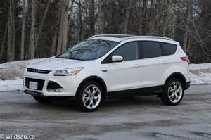 Ford Escape Reviews 2014 Review 2014 Ford Escape Titanium 4wd Wildsau Ca