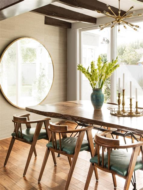 mid centry modern decorating ideas spin painting