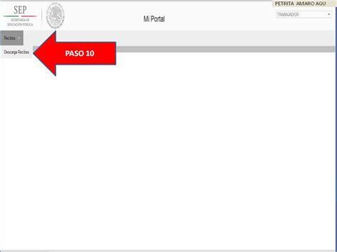 rob roy eso material 8431699450 portal para consultar y descargar los comprobantes de pago material primaria