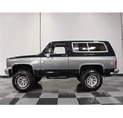 1988 Chevrolet Blazer K5  Post MCG Social™ MyClassicGarage™