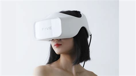 Fove Vr Fove The World S Eye Tracking Reality