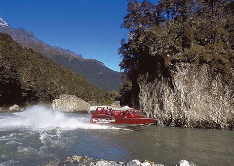jet boat queenstown dart river dart river wilderness safari new zealand audley travel