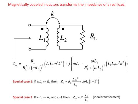 coupling inductors design inductor equivalent circuit 28 images a replace the two inductors by an equivalent induc
