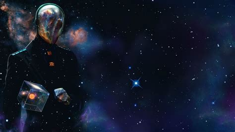Gaming In Space Live Wallpaper by Hex Last Standing Outer Space Wallpaper