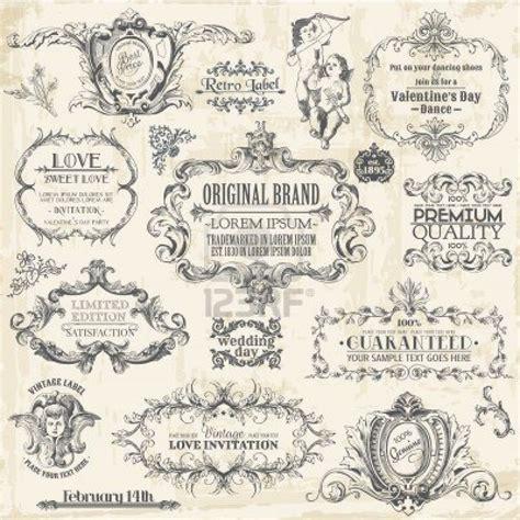 Postkarten Etiketten Drucken by Vintage Etiketten Zum Ausdrucken Gru 223 Karten Ausdrucken