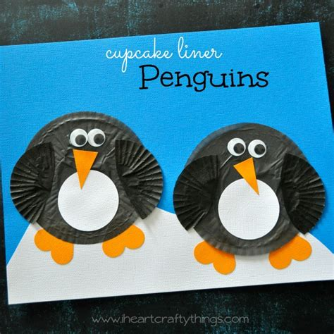 Crafts Arctic Animals And Paper On - 20 arctic antarctic animal crafts for i
