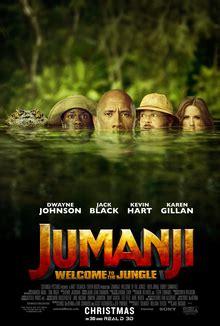 jumanji film vikipedi jumanji welcome to the jungle wikipedia