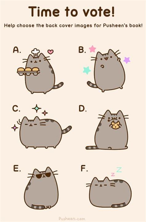 how to draw new year animals pusheen the cat on quot help choose the back cover