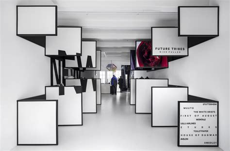 Design Frame Outlet | i29 architects creates 3d magazine experience in frame