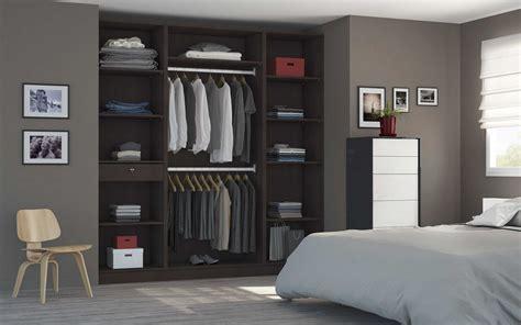 chambre avec dressing ouvert dressing ouvert ou ferm 233 faites votre choix
