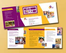 child care brochure template free 12 beautiful child care brochure templates free