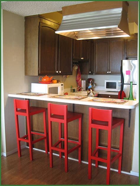 Kitchens Ideas For Small Spaces Small Space Decorating Kitchen Design For Small Space