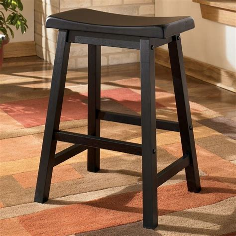 24 inch backless bar stools conrad 24 inch backless stool by ashley furniture new