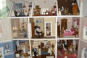 country victorian dollhouse small obsession
