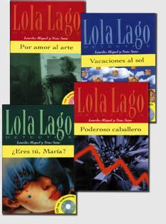 lola lago detective una reading in spanish class on teaching spanish spanish and common core reading