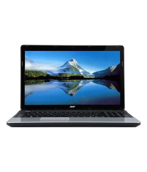 Laptop Acer Aspire E1 I3 acer aspire e1 571 nx m09si 046 laptop intel i3