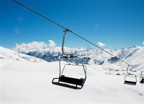 ski lift chair clipart clipart suggest