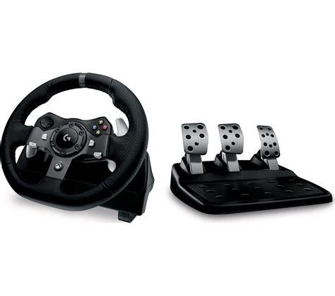 buy logitech driving g920 xbox one pc racing wheel