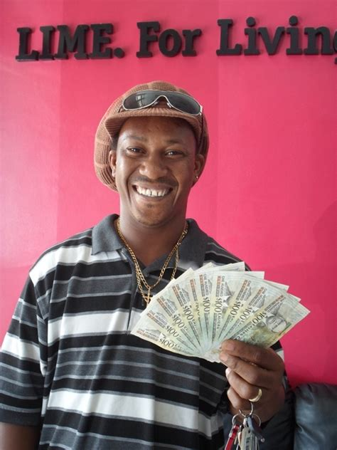 Big Money Giveaway - lime big money gives away 100 000 st lucia news online