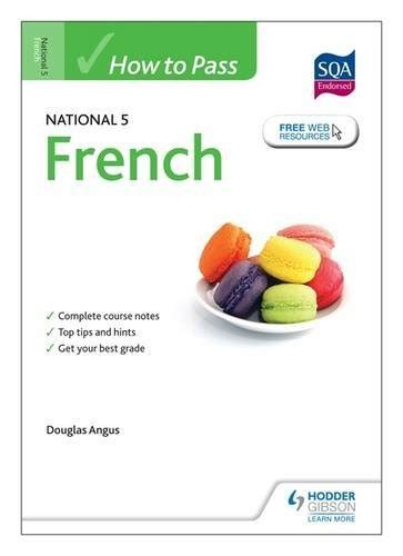 national 5 french how to pass national 5 french how to pass national 5 level west africa cooks