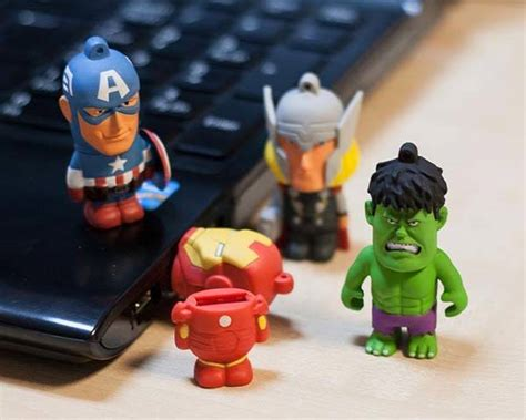 Marvel Anvengers Thor 0086 Casing For Iphone 7 Hardcase 2d the usb inspired flash drives gadgetsin