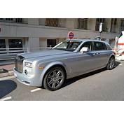 Rolls Royce Phantom LWB Technical Details History Photos