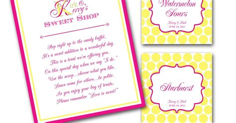 kirrey fnd labels paper perfection kerry s wedding buffet labels signs