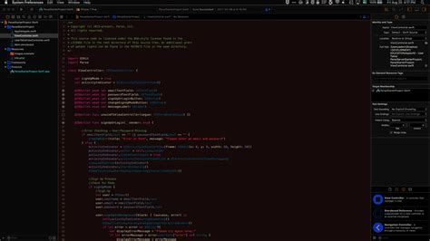 background xcode how to theme the entire xcode ide to light on dark