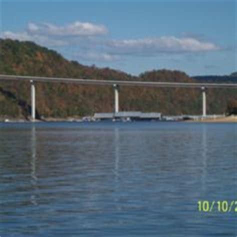 swinging bridge lake marina dale hollow lake celina tn the swinging bridge loved
