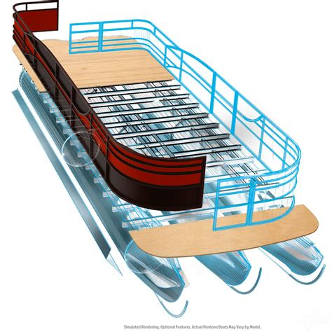 fishing boat construction 3 pontoon boat construction plans www picsbud