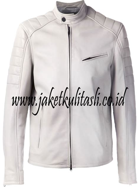 Jual Jaket Kulit Pria Terbaru jaket kulit asli pria a133 jual jaket kulit asli