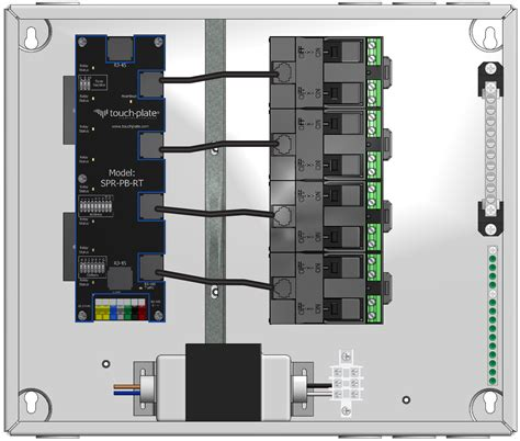touch screen lighting control panel touch plate relay wiring diagram 32 wiring diagram