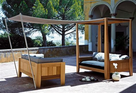 outdoor sofa with canopy outdoor sofa with canopy extension from exteta the