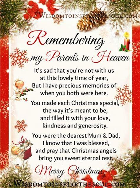 daveswordsofwisdomcom remembering  parents  heaven merry christmas  heaven mom  heaven