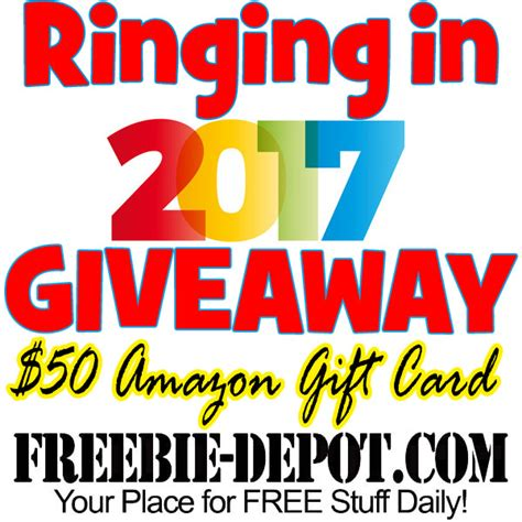 Free Clothes Giveaway 2017 - enter to win a 50 amazon gift card ends 01 09 2017 blog giveaway directory