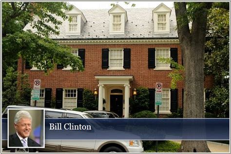 bill clinton house washington home and bill o brien on pinterest