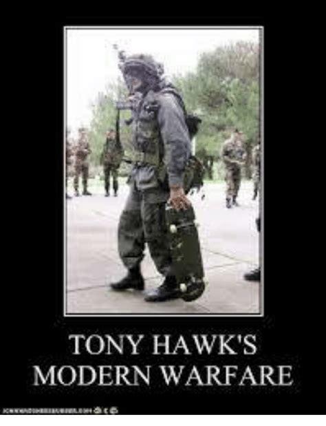 Meme Warfare - tony hawk s modern warfare tony hawk meme on sizzle